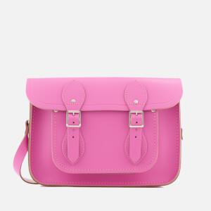 The Cambridge Satchel Company Women's 11 Inch Satchel - New Pink
