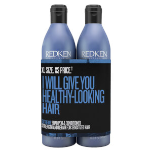 Redken Strength Obsessed Extreme Duo 5oz