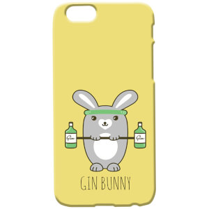 Gin Bunny Phone Case for iPhone & Android