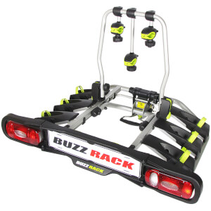 Buzz Rack BuzzRunner Spark Tilting 3 Bike Cycle Carrier