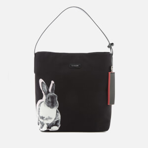 Paul Smith Women's Hobo Rabbit Bag - Black
