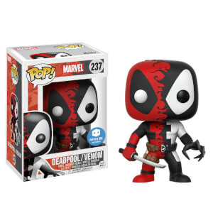 Figurine Pop! Deadpool Venom Exclusivité PIAB