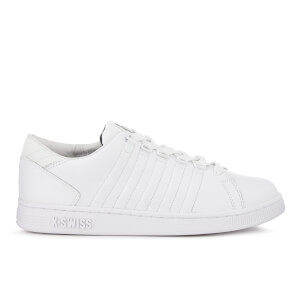 Baskets Homme Lozan III Tongue Twister Réflective K - Swiss - Noir/Blanc