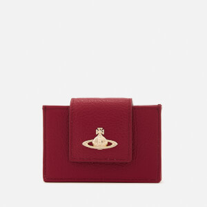 Vivienne Westwood Women's Balmoral New Credit Card Purse - Red