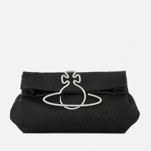 Vivienne Westwood Women's Oxford Clutch Bag - Black