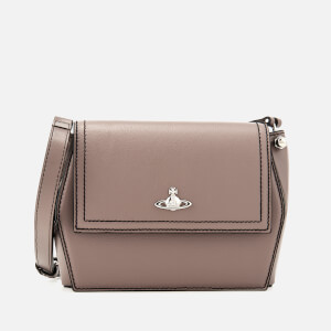 Vivienne Westwood Women's Cambridge Cross Body Bag - Grey