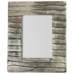 Fifty Five South Kensington Townhouse Photo Frame - Grind Nickel Finish 5