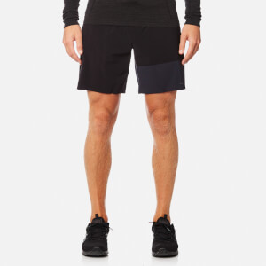 FALKE Ergonomic Sport System Men's Woven Performance Shorts - Black