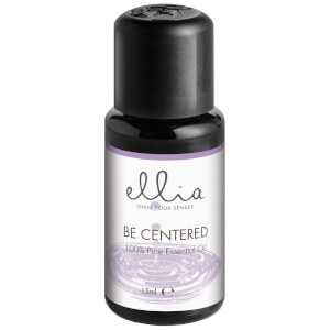 Ellia Aromatherapy Essential Oil Mix for Aroma Diffusers - Be Centered 15 ml