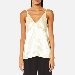 Helmut Lang Women's Deconstructed Slip Top - Linen
