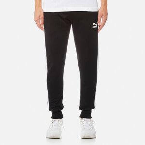 Puma Men's Archive T7 Track Pants - Puma Black