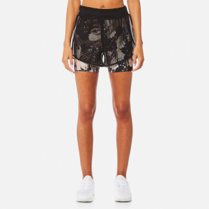 Lucas Hugh Women's Erte Shorts - Black Print