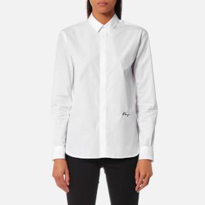 KENZO Women's Kenzo Signature Shirt - White