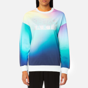 KENZO Women's Northern Lights Zipped Sweatshirt - Multi