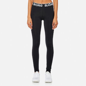 Bjorn Borg Women's Cora Essential Tights - Black Beauty