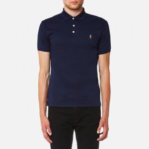 Polo Ralph Lauren Men's Pima Soft Touch Slim Fit Polo Shirt - Navy