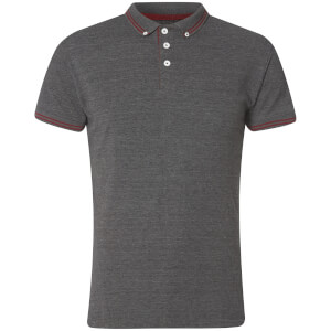 Advocate Men's Ralling Polo Shirt - Charcoal Melange