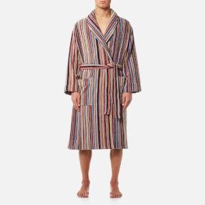 Paul Smith Men's Stripe Robe - Multi