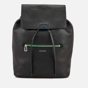 PS by Paul Smith Men's Sports Grain Backpack - Black