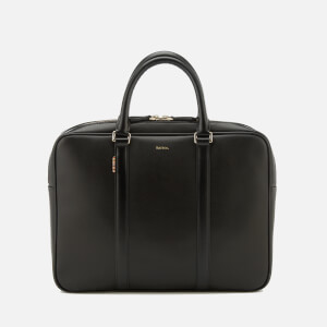 Paul Smith Men's City Embossed Portfolio - Black