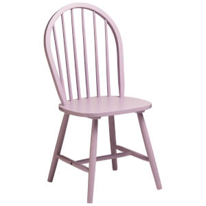 Fifty Five South Vermont Boston Chair - Pink Wood