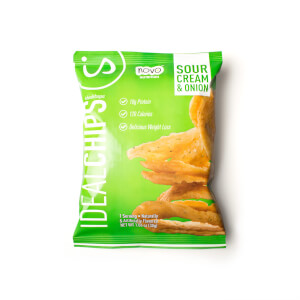 IdealChips Sour Cream & Onion Box of 7