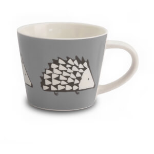 Scion Spike Hedgehog Mug - Grey