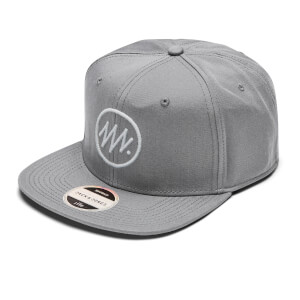 Jack & Jones Men's Core Circle Snapback Cap - Monument