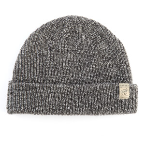 Jack & Jones Men's Kasper Knitted Beanie - Light Grey Melange