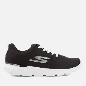 Skechers Women's Go Run 400 Trainers - Black/White