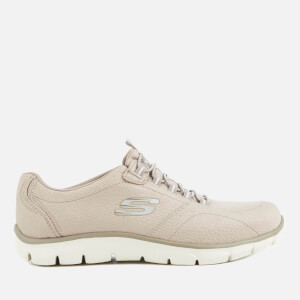 Baskets Femme Empire Take Charge Skechers - Beige