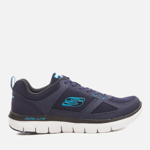 Skechers Men's Flex Advantage 2.0 Trainers - Navy