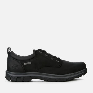 Skechers Men's Segment Bertan Oxford Shoes - Black