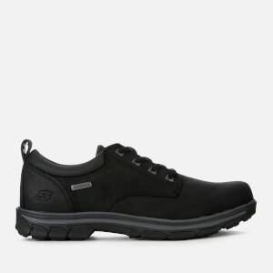 Zapatos Skechers Segment Bertan - Hombre - Negro