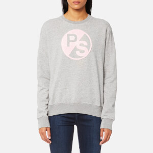 PS by Paul Smith Women's PS Logo Sweatshirt - Grey