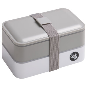 Grub Tub Lunch Box - Grey