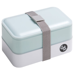 Grub Tub Lunch Box - Light Blue