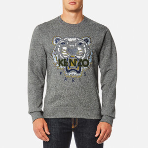KENZO Men's Classic Icon Sweatshirt - Anthracite