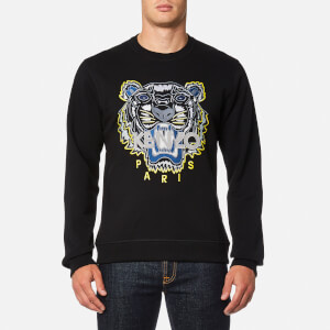 KENZO Men's Classic Icon Sweatshirt - Black