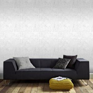 Boutique Textured Cork Metallic Wallpaper - Grey