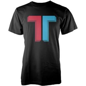 T-Shirt Homme Taurtis Logo Insignia -Noir