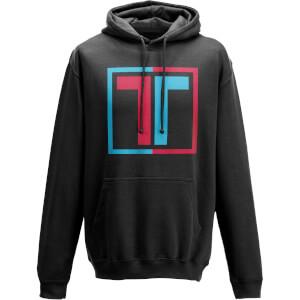 Taurtis Square Logo Insignia Men's Pullover Hoody