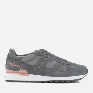 Saucony Men's Shadow Original Trainers - Charcoal
