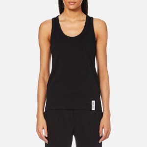KENZO Women's Cotton Tank Top - Black
