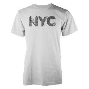 Farkas New York City Männer T-Shirt