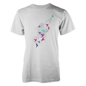 Farkas Paper Birds Men's T-Shirt