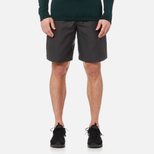 adidas Men's Badge of Sport Swim Shorts - Utility Black