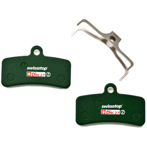 SwissStop D27 Sintered Disc Brake Pads - Shimano Saint M810
