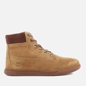 Timberland Kids' Groveton 6 Inch Boots - Rubber Barefoot Buffed