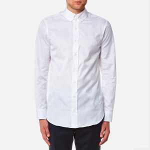 Vivienne Westwood MAN Men's Sun and Moon Krall Shirt - White